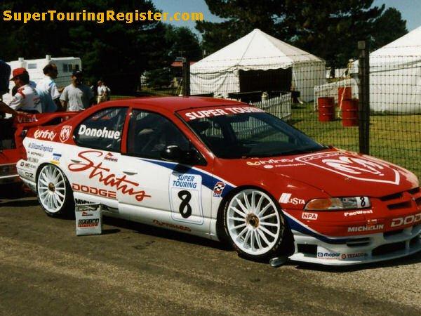 Super Touring Register : David Donohue @ Mid-Ohio 1997