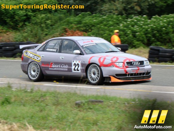 Super Touring Register Gallery Audi A4
