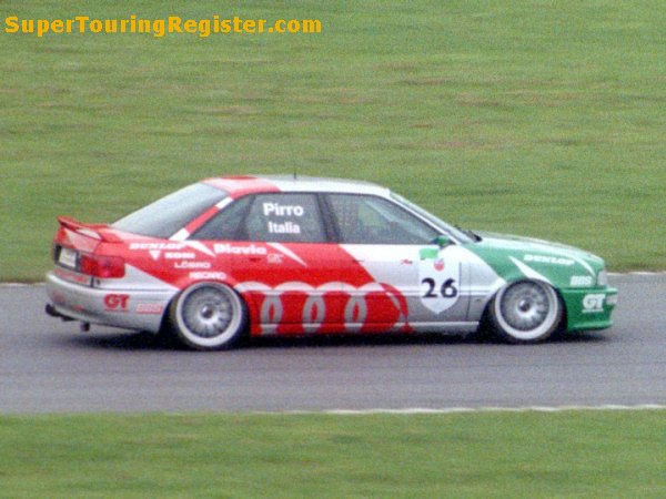 Emanuele Pirro - FIA Touring Car World Cup 1994
