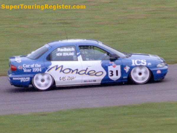 Paul Radisich - FIA Touring Car World Cup 1994