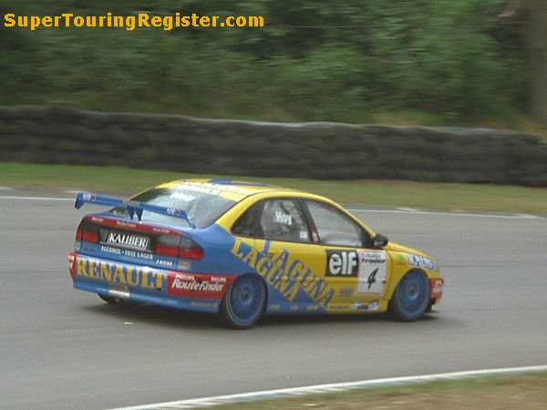 Super Touring Register 1996 British Touring Car Championship