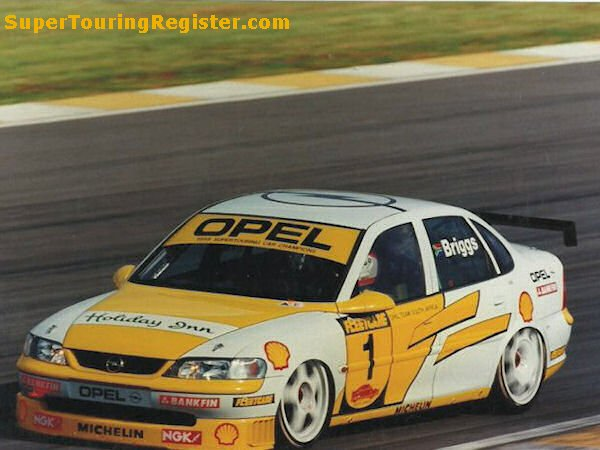 Vectra Super Touring