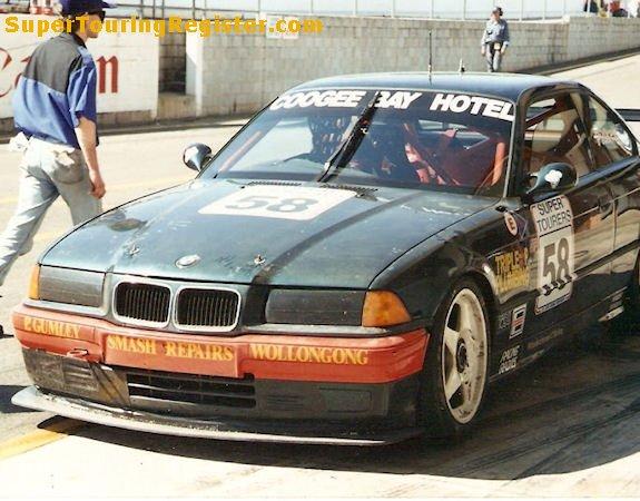 Bob Richards Toyota >> Super Touring Register : 1995 Australian Super Touring ...