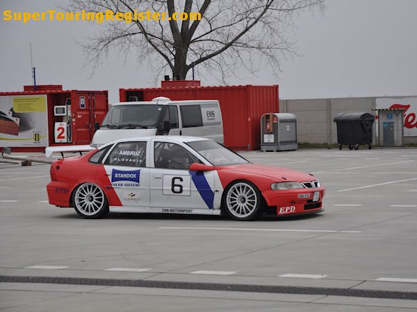 Sachs super touring opel omega b