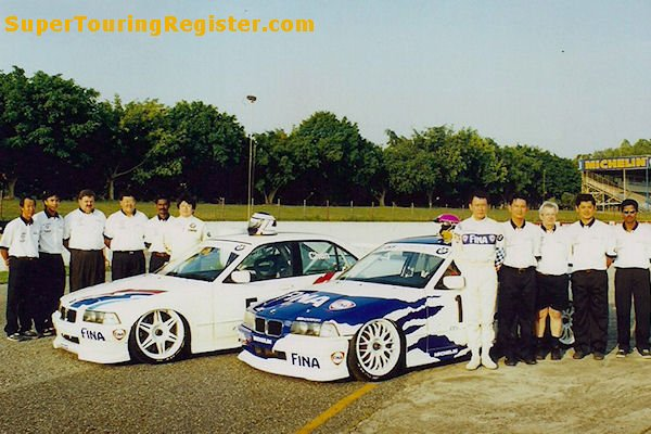 1997 Southeast Asian Touring Car Championship