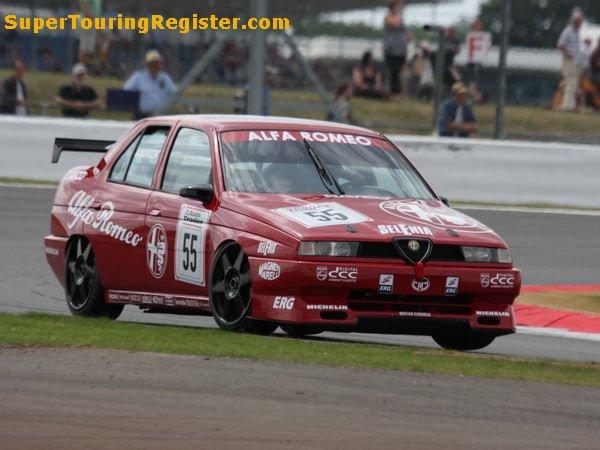 Super Touring Register : 2013 HSCC Super Touring Car Trophy