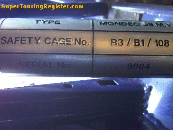 Safety cage stamp