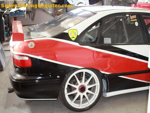 Super Touring Register : Gallery - Honda Accord
