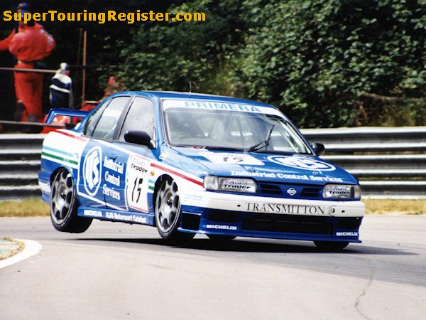 Super Touring Register 1996 British Touring Car Championship