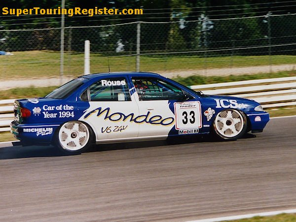Andy Rouse, Brands Hatch 1994