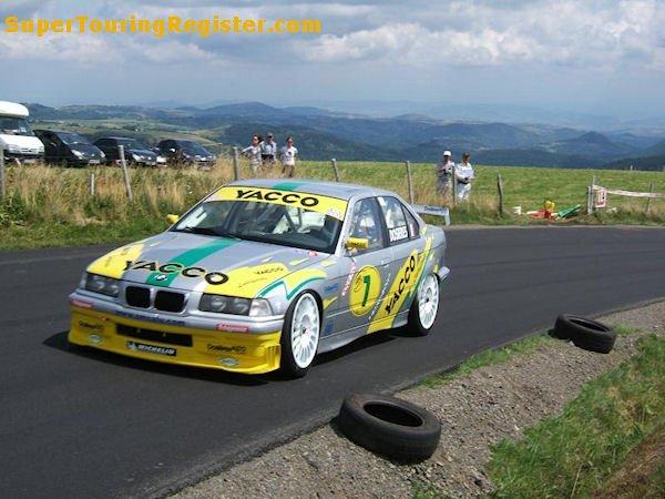Super Touring Register 2007 Championnat De France De La