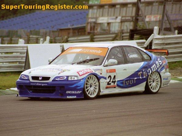 Super Touring Register : Gallery - Honda Accord
