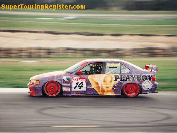 Jim Coleman Honda >> Super Touring Register : 1999 Australian Super Touring ...