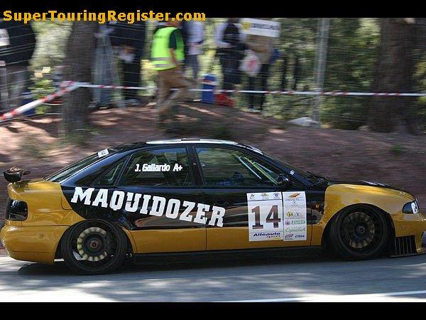 Super Touring Register Jos 233 Gallardo Marin