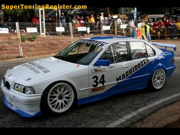 Super Touring Register Jos 233 Gallardo