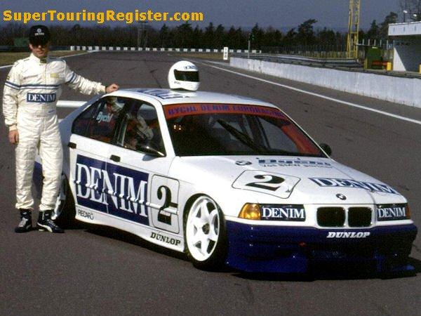 Super Touring Register : BMW 3 Series (E36) (E36/CL2 0114 94)