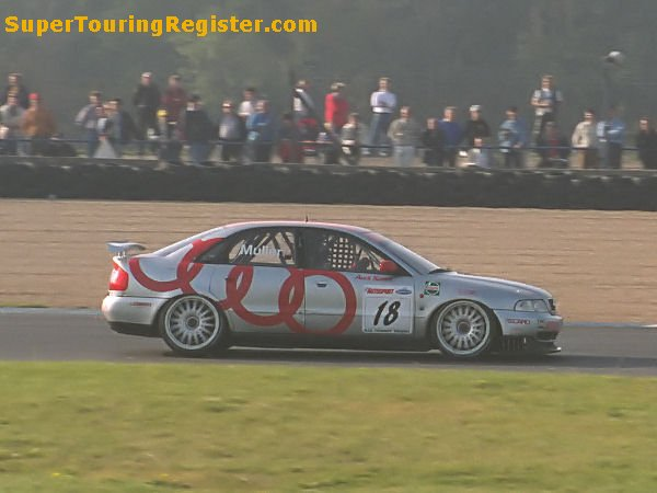 Super Touring Register 1997 Rac Tourist Trophy