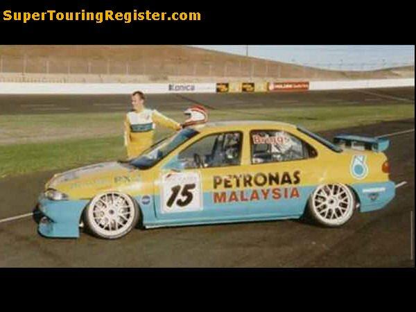 Toyota Of Greenfield >> Super Touring Register : 1997 Australian Super Touring ...