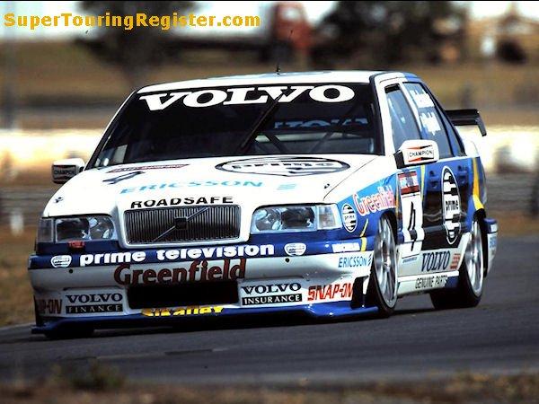 Bob Richards Toyota >> Super Touring Register : 1997 Bathurst 1000