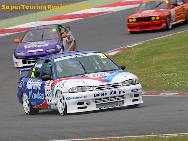 Alan Strachan, Brands Hatch, May 2015