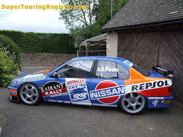 Super Touring Register Gallery