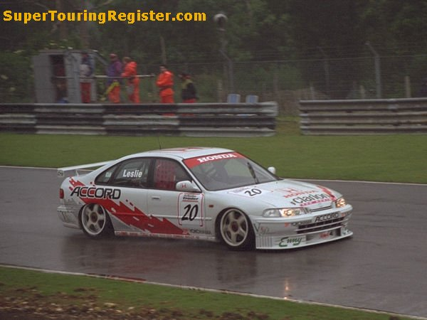 David Leslie @ Brands Hatch, Jun 1995