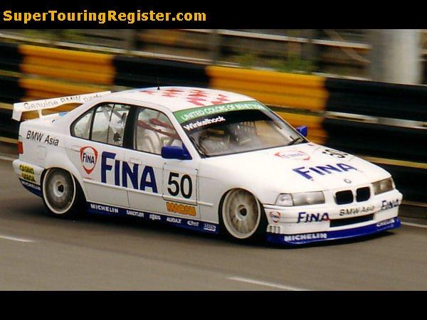 Super Touring Register 1998 Macau Grand Prix