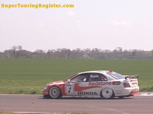 David Leslie, Thruxton 2000