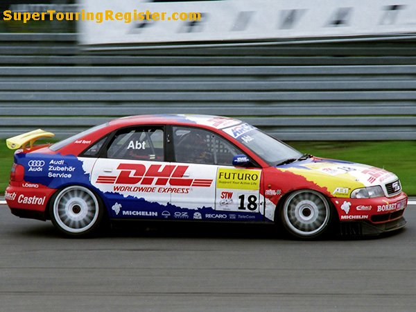Super Touring Register Christian Abt 1998