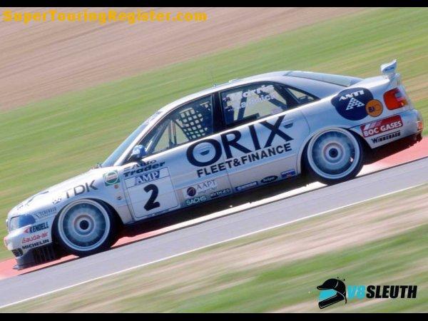 Super Touring Register : 1998 Bathurst 1000