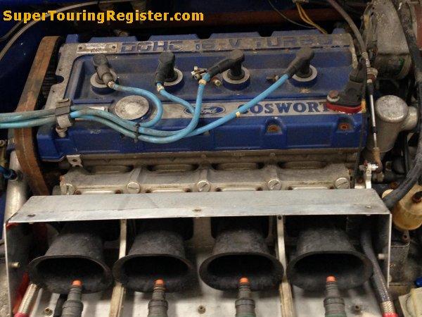 Super Touring Register : Cosworth YB engine