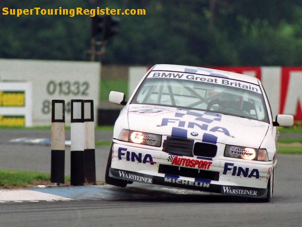 Peter Kox, Thruxton 1996