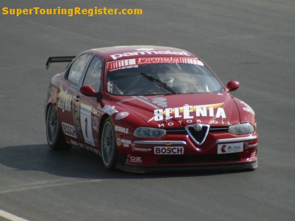 Terry Di Francesco @ Silverstone, Apr 2003