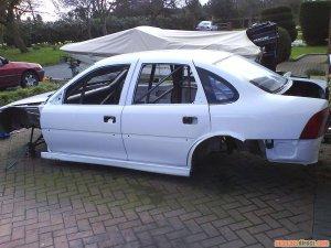 Super Touring Register Vauxhall Opel Vectra B V99 001